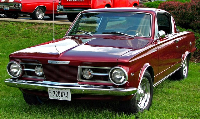 Cuda Project Car For Sale