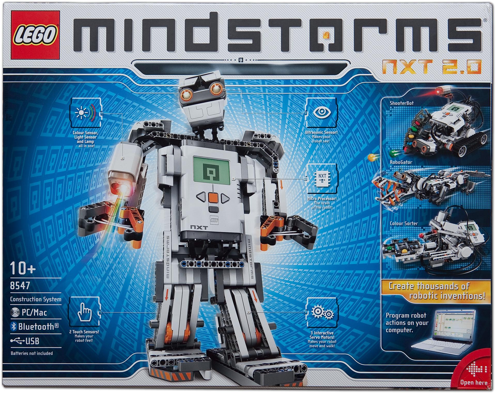 Download the lego mindstorms ev3 education software (for free.