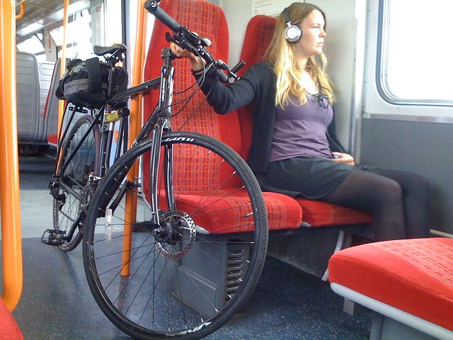 Rail Cycle Chic