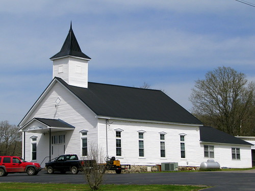 Santa Fe Baptist Church - Santa Fe, TN