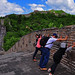 Pushing the Great Wall (124/365) by techbhoy