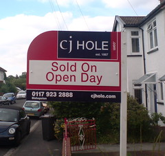 Sold on Open Day
