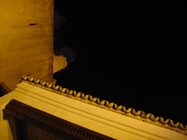 Medina kasbah corner