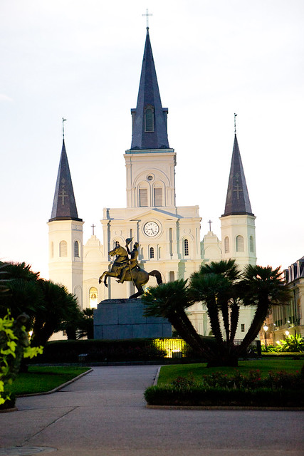 French Quarter Church in NOLA | Flickr - Photo Sharing!