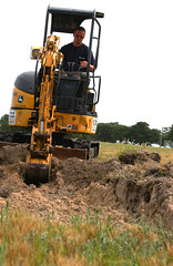 agriculture, soil, vehicle, transport, construction equipment, bulldozer,