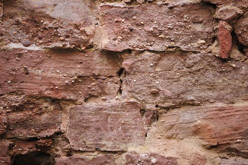 Birkenfels Castle wall