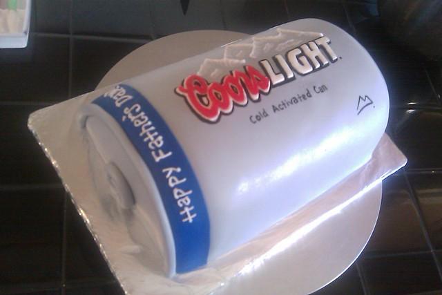 coors custom cakes
