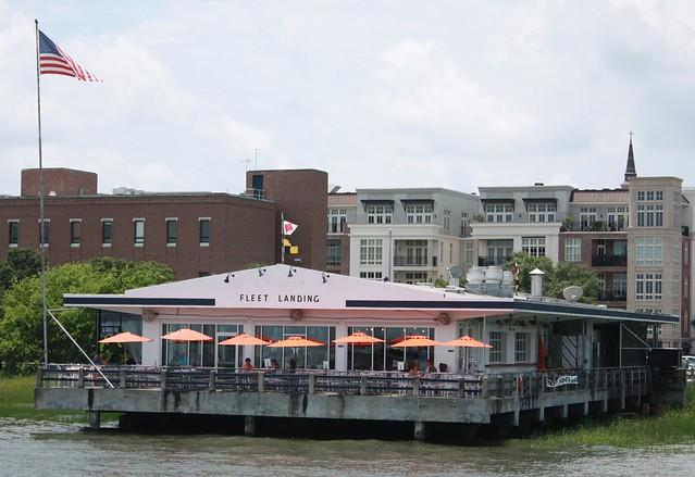 Charleston Fleet Landing Restaurant Flickr Photo Sharing