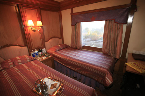 Deluxe Cabins of Deccan Odyssey