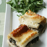 Turkey and Mushroom Lasagna