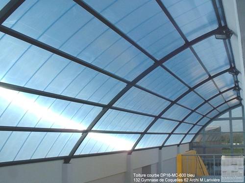 Techo danpalon for Diferentes tipos de techos para terrazas