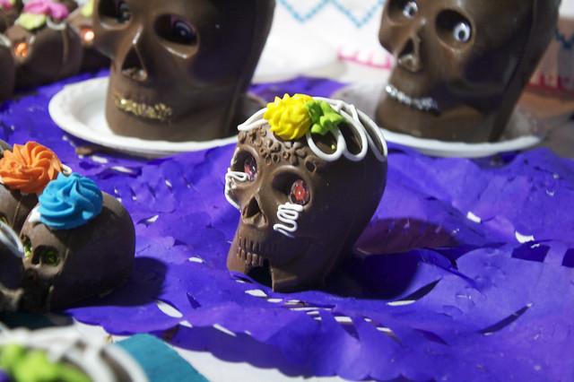 skull candy halloween