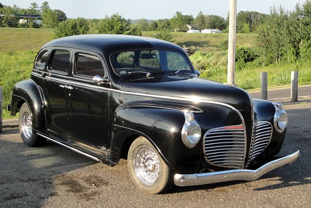 41 plymouth sedan flickr photo sharing for 1941 plymouth 4 door sedan