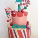 Candy by Tuff Cookie cakes by Sylvia