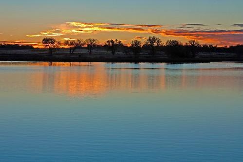 lake sunrise landscape dawn colorado mygearandmepremium mygearandmebronze mygearandmesilver rockymountainarsenalnationalwildlifepreserve pwpartlycloudy