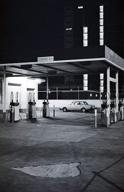 Erskineville Service Station