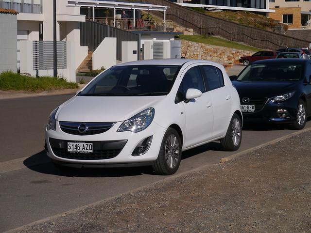 Opel Corsa Enjoy, Panasonic DMC-GX1, LUMIX G VARIO PZ 14-42mm F3.5-5.6