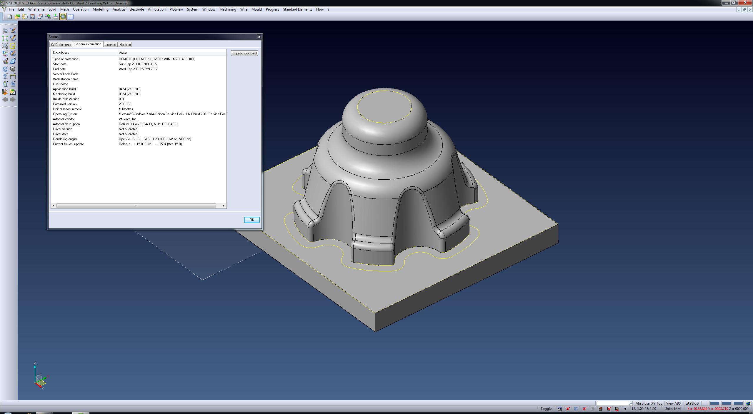 Machining with Vero VISI 20.0 x86+x64 full