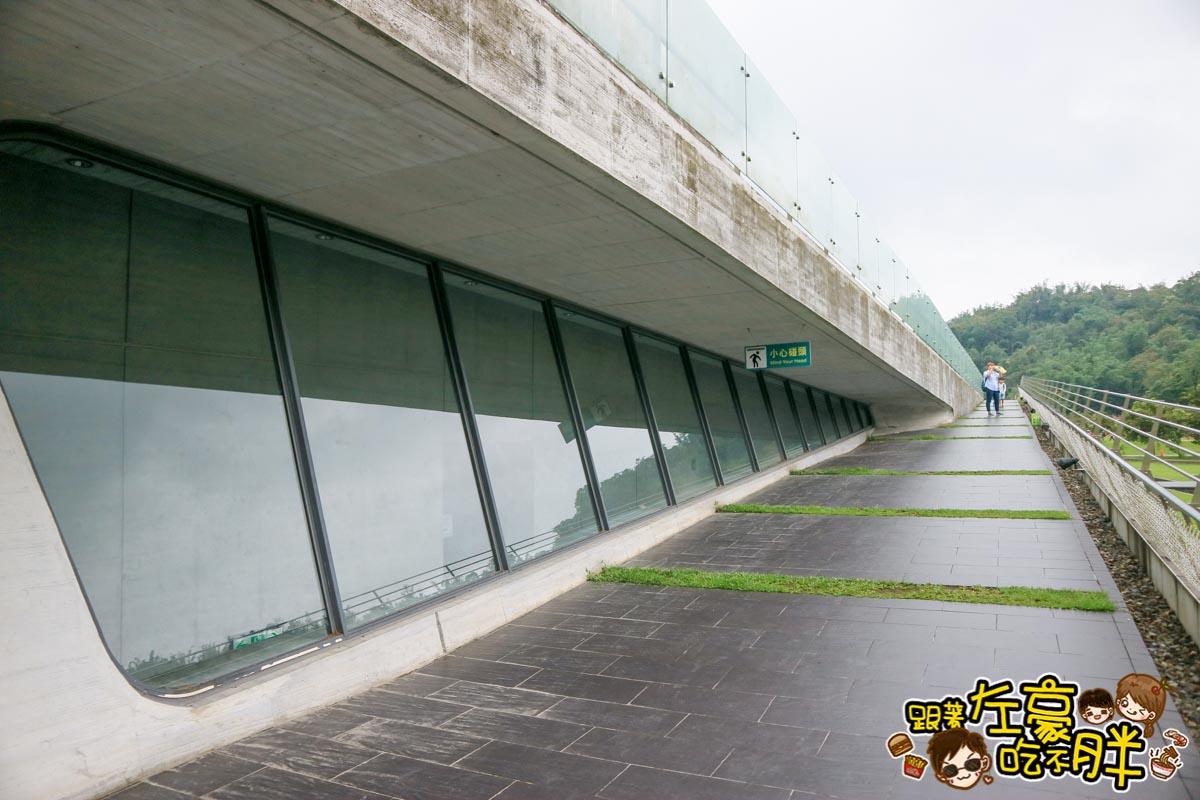 日月潭向山遊客中心-15