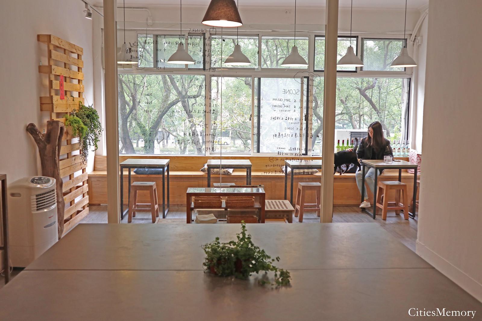 早餐室店面1