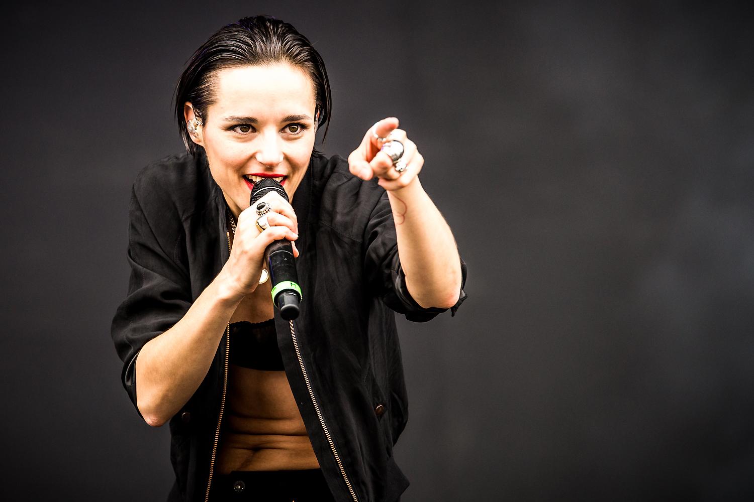 Savages @ Rock Werchter 2017 (Jan Van den Bulck)