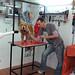 Small photo of Dog salon.