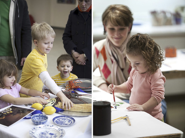 Photo:Family Day: The Five Senses By Minneapolis Institute of Art