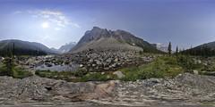 consolation lake 3, alberta, canada