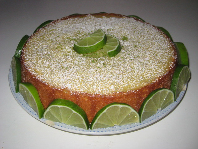 key-lime-cake-on-white 2 | Flickr - Photo Sharing!