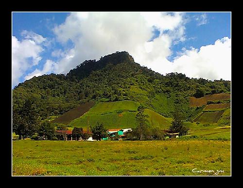 paisajes landscapes panamá chiriquí