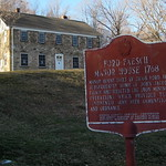 NJ - Mount Hope: Ford-Faesch Manor House