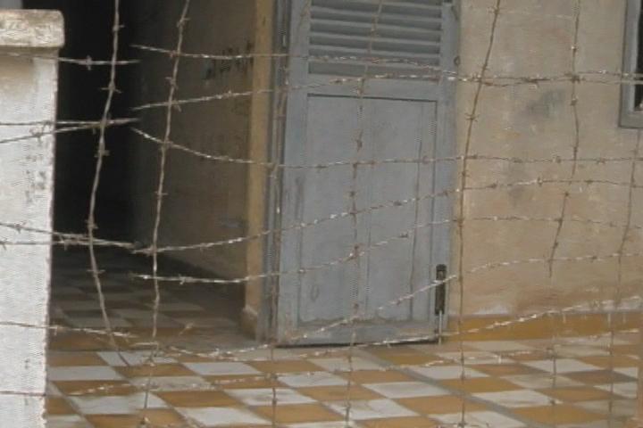 S-21 prison in Phnom Penh
