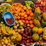 Bounty of Fruit - Chachapoyas, Peru