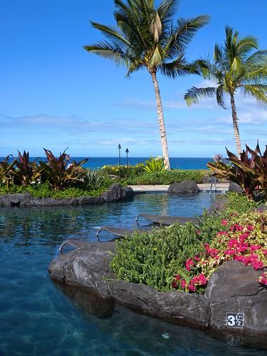 Pool at Hali'i Kai in Waikoloa
