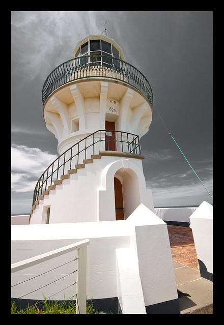 Sugarloaf Point Lighthouse - Seal Rocks NSW