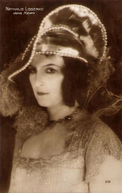 Nathalie Lissenko in Kean