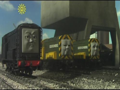 Diesel And Arry Bert ben treece Flickr