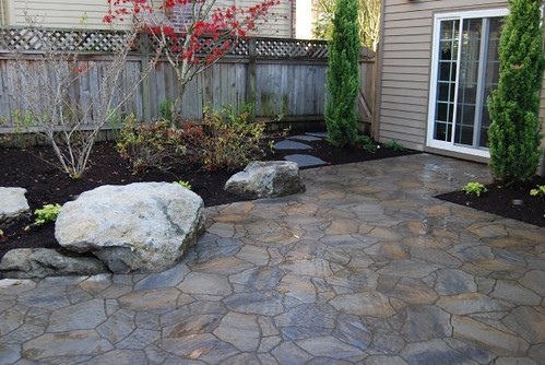 Natural Stone Pavers Home Depot