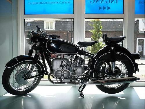 Bmw R 69 S  1969