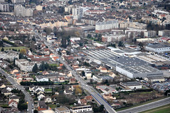 ..short finals over the Parisien suburbs.