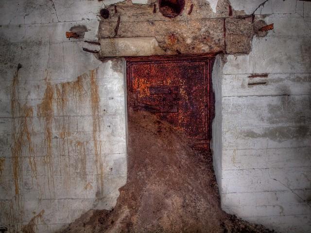 Nazi Bunker - Alderney