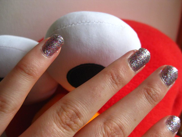 Party Nails, Elmo