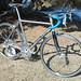 Michel's Long reach brake equipped road bike
