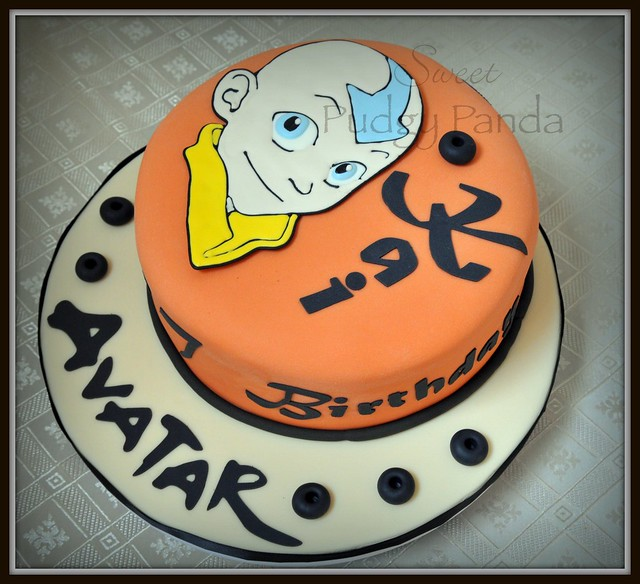 Avatar The Last Airbender Cake Flickr Photo Sharing