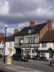 The Nags Head, 163 and 165 High Street, Henley-in-Arden