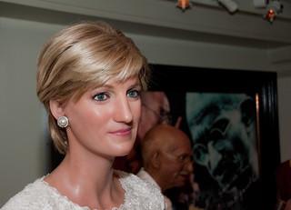 Princess Diana - Madame Tussauds - Amsterdam