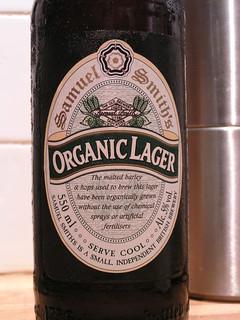 Samuel Smith's, Organic Lager, England