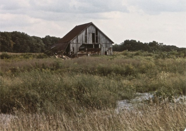 Functionally Classified Barn : Tobacco barn flickr photo sharing