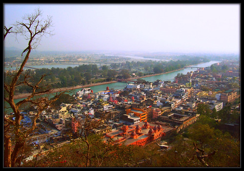 HARIDWAR CITY, INDIA