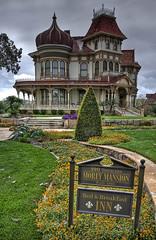 Morey Mansion in 2010